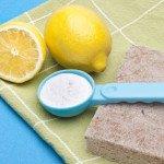 miljövänlig rengöring med ättika, vinäger och bakpulver
